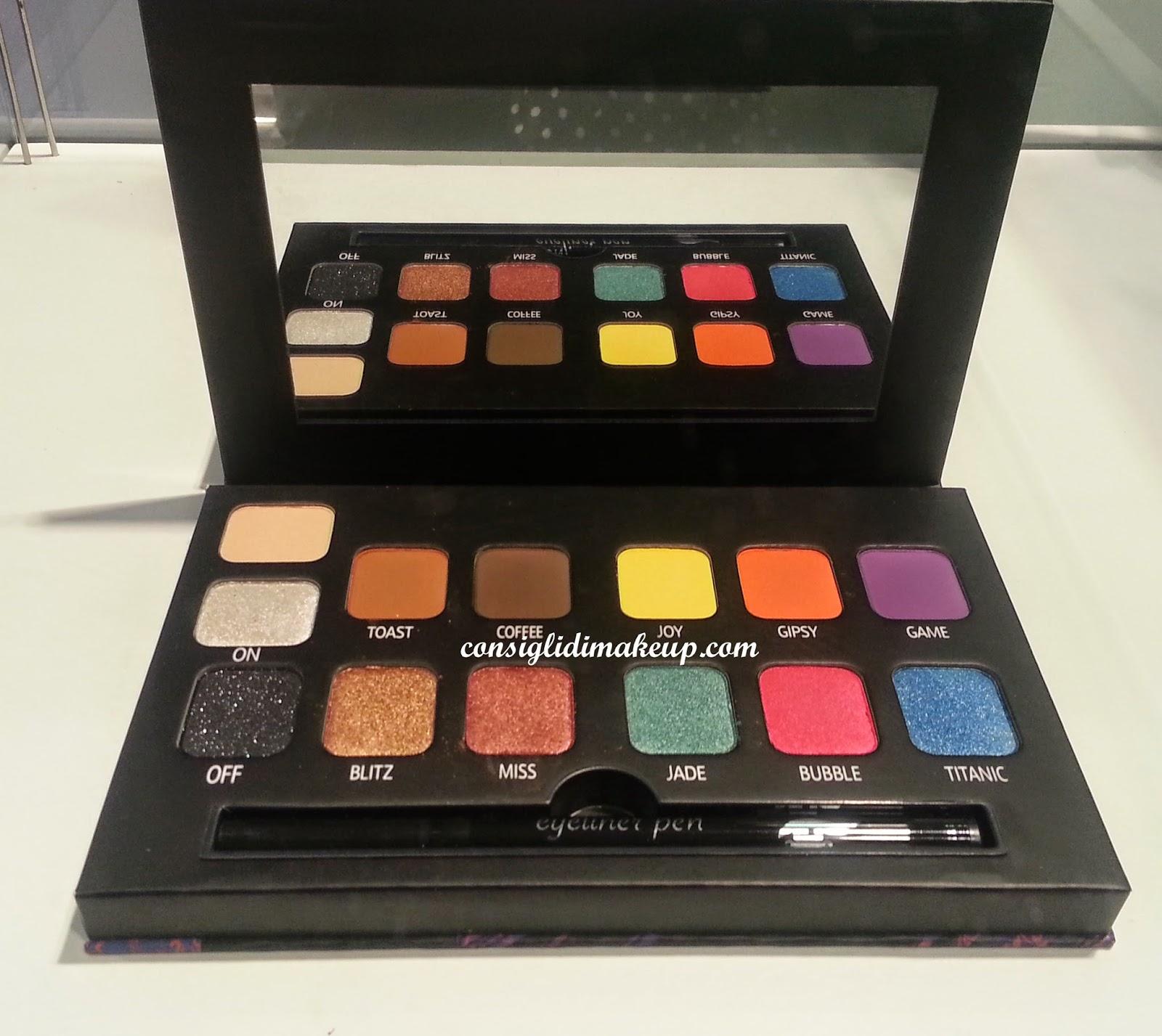 cindy mulac lacindina different palette