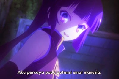 Download No Game No Life Episode 10 Subtitle Indonesia