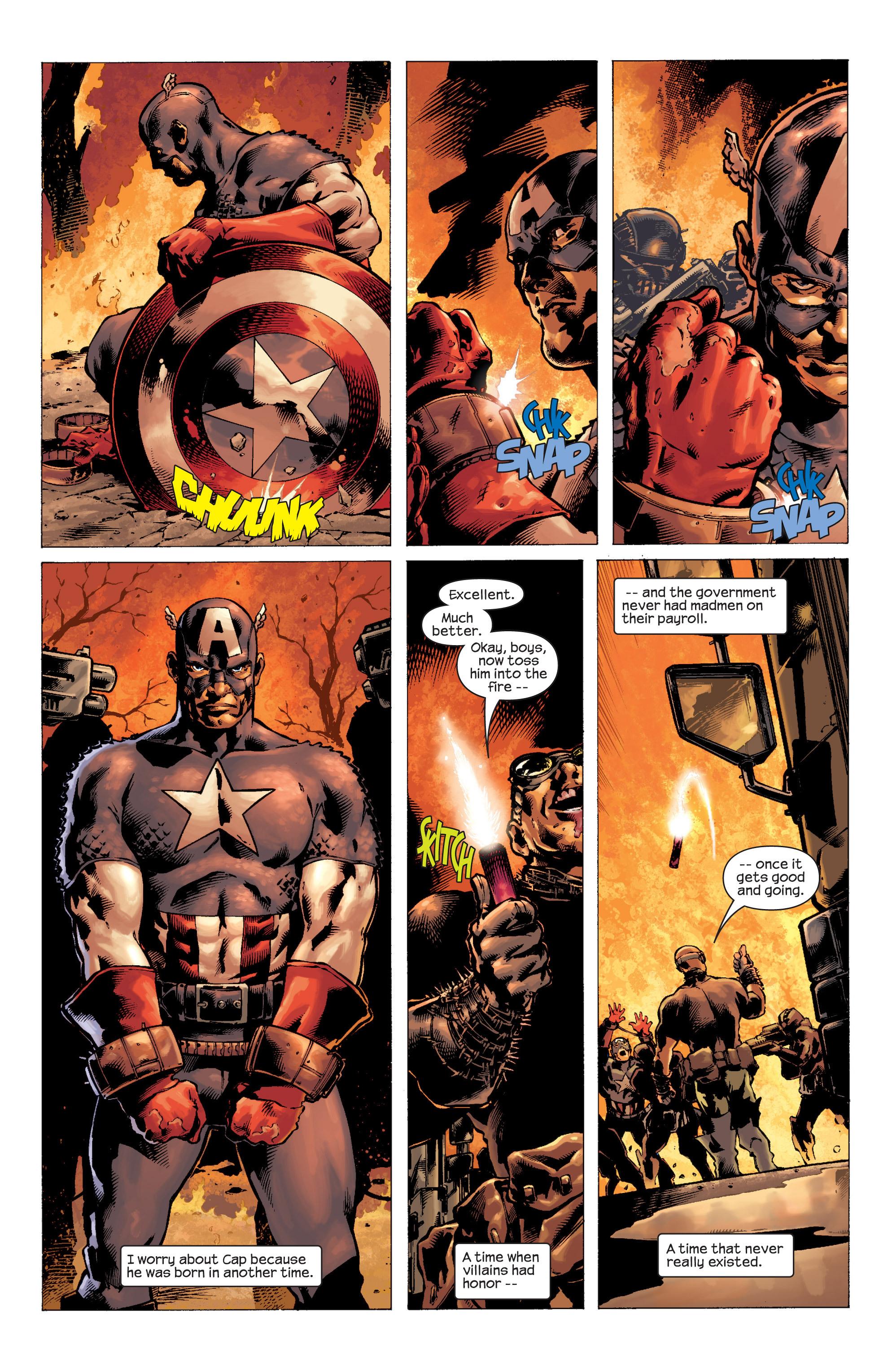 Captain America (2002) Issue #8 #9 - English 23