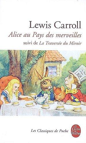 Sur ma table de nuit tu trouveras alice au pays des merveilles de lewis - Lapin d alice au pays des merveilles ...