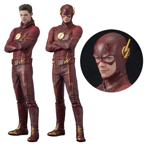 """The Flash"" ArtFX+ Statue"