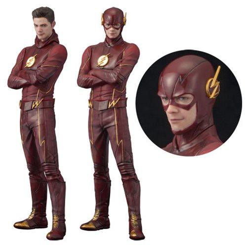 """""""The Flash"""" ArtFX+ Statue"""