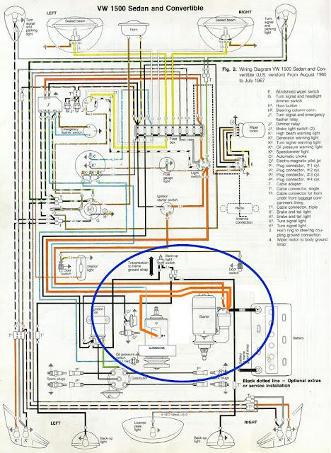 64 volkswagen bug wiring diagram oficina zl artigos t  cnicos diagramas el  tricos  oficina zl artigos t  cnicos diagramas el  tricos
