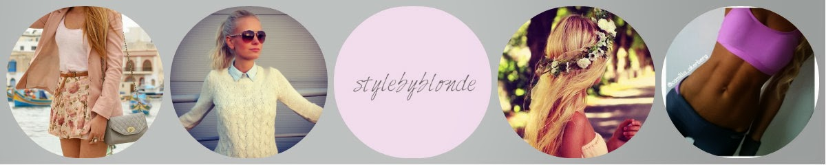 style by blonde