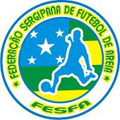 FEDERAÇÃO SERGIPANA DE FUTEBOL DE AREIA FESFA