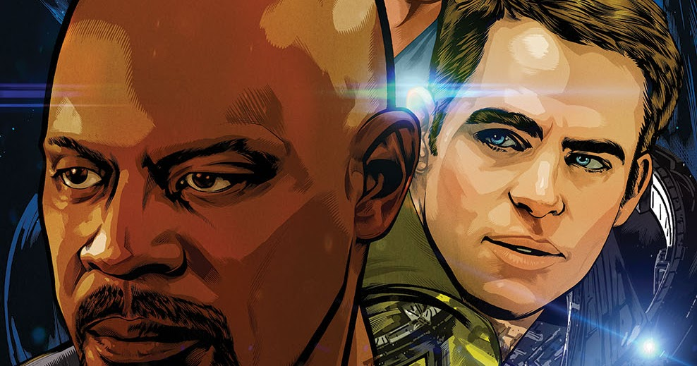 The Trek Collective: IDW's August Star Trek comics