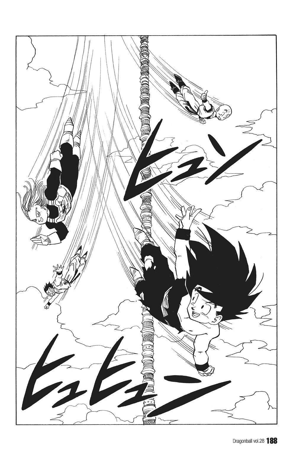 xem truyen moi - Dragon Ball Bản Vip - Bản Đẹp Nguyên Gốc Chap 418