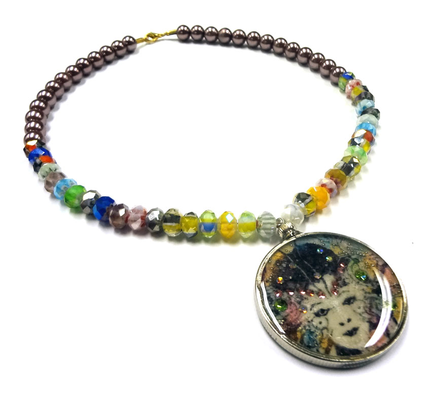 resin crafts rubbersted jewelry clay and resin pocket