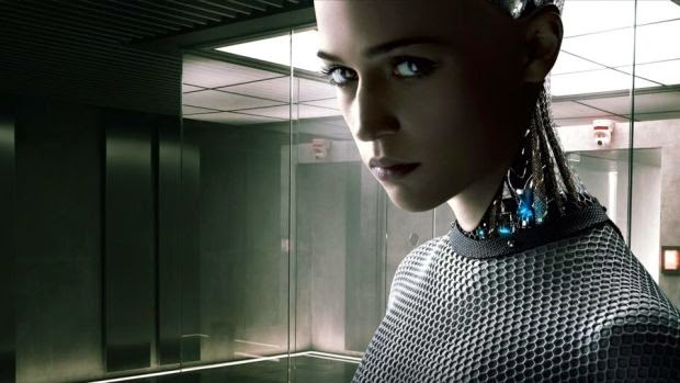 Ex Machina Title