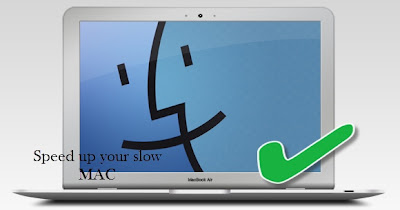 Speed Up Slow MAC
