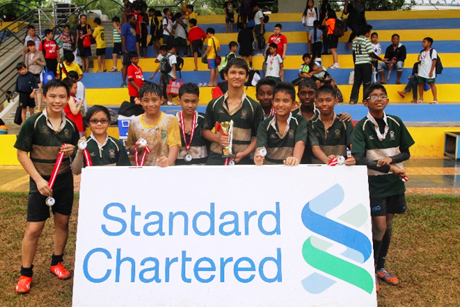 Standard Chartered Bank Mini Rugby U11 / U13 Tournament