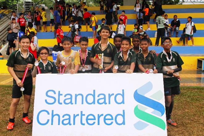 Standard Chartered Bank Mini Rugby U11 / U13 Tournament