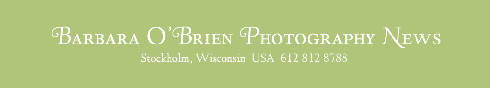 Barbara O'Brien Photography News