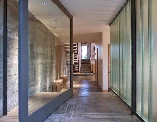 Pasillos modernos new casa minimalista - Pasillos modernos ...