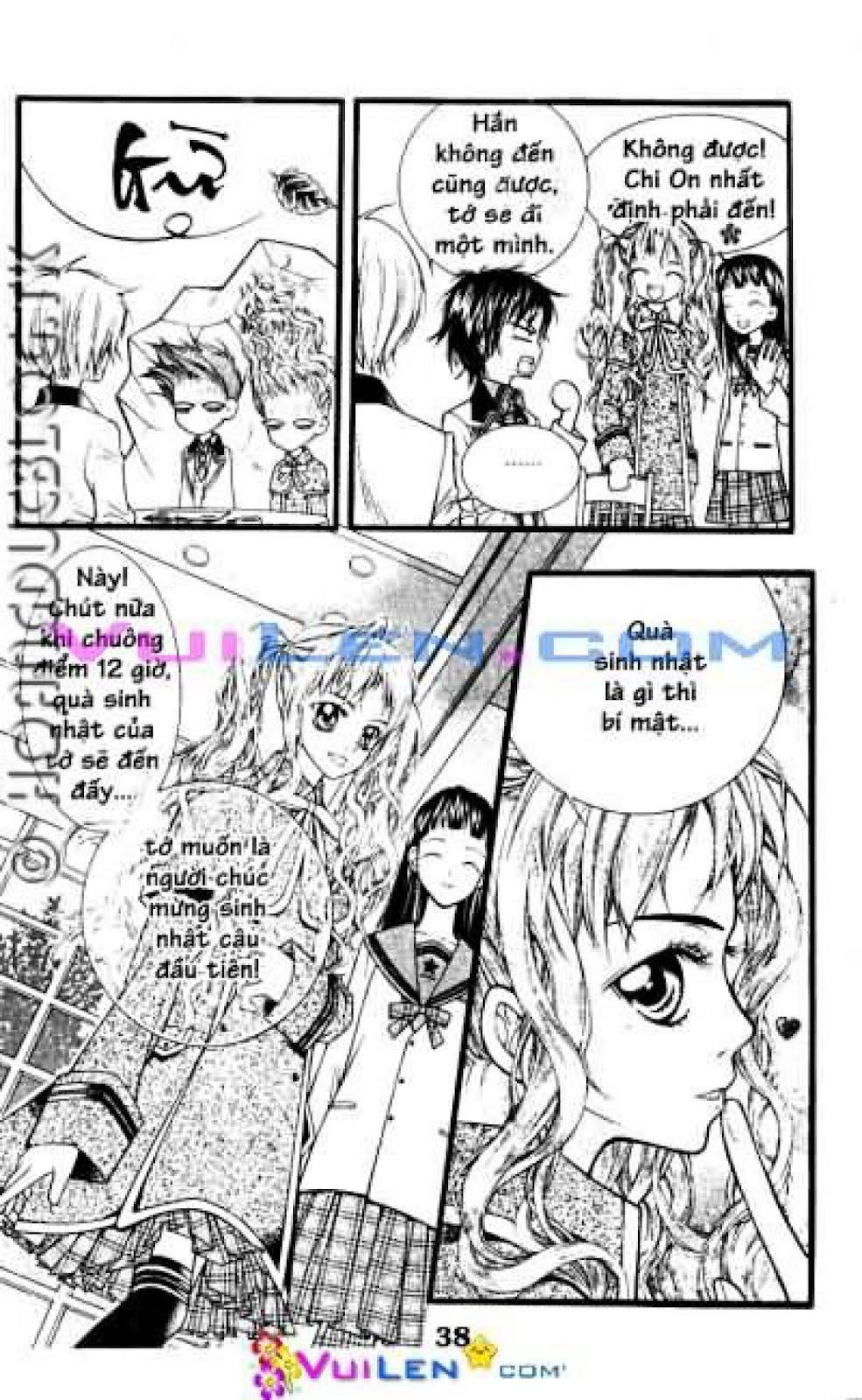 Cô dâu Heo - Pig Bride Chapter 1 - Trang 36