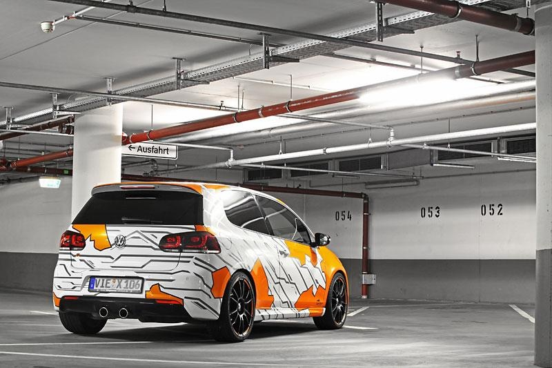 Volkswagen Golf VI R by Cam Shaft and MTB