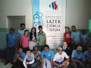 PASSEIO  NO AQUÁRIO 2012 (TOLEDO)
