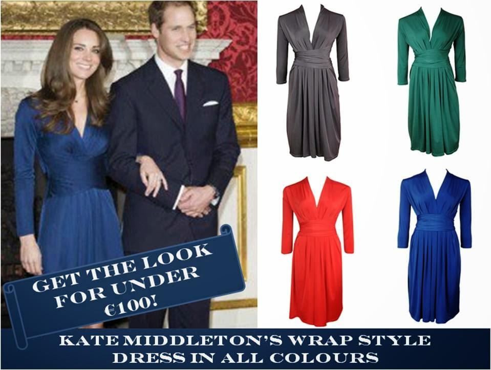 Kate Middleton trendsetterka