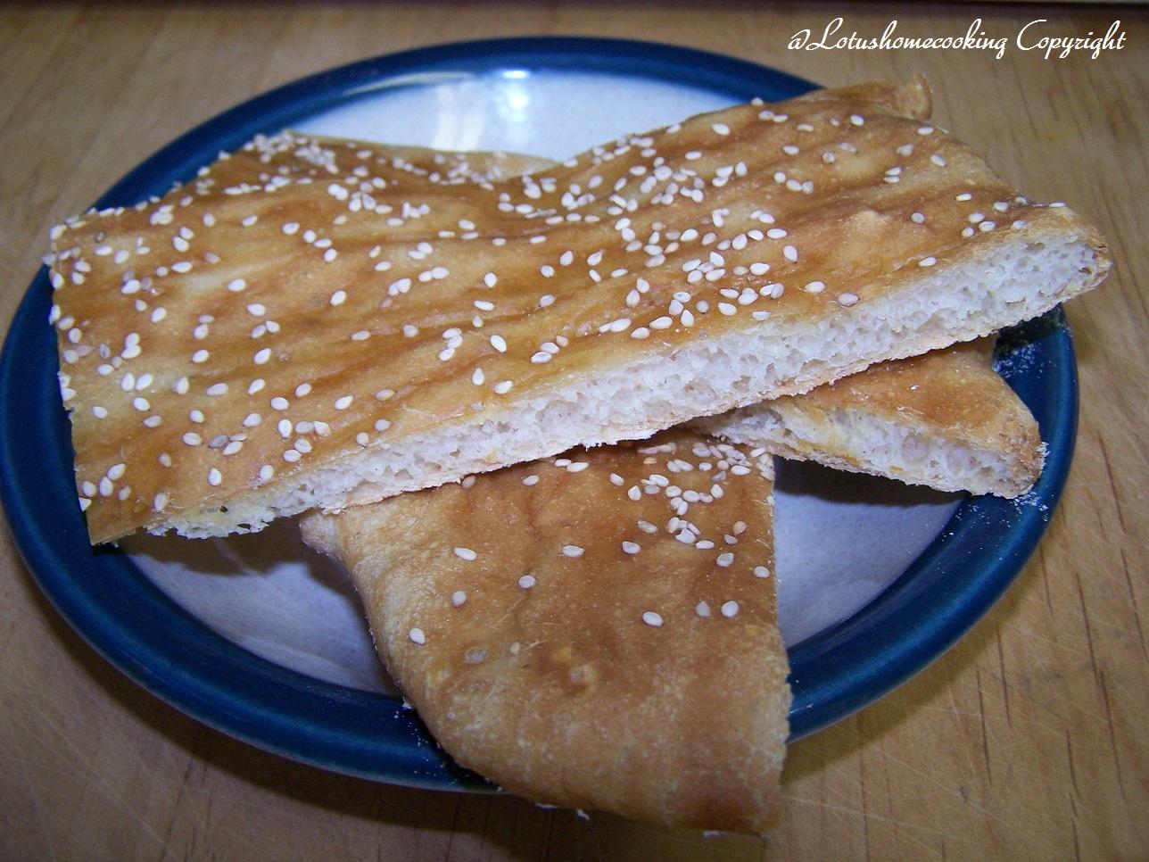 how to eat barbari bread