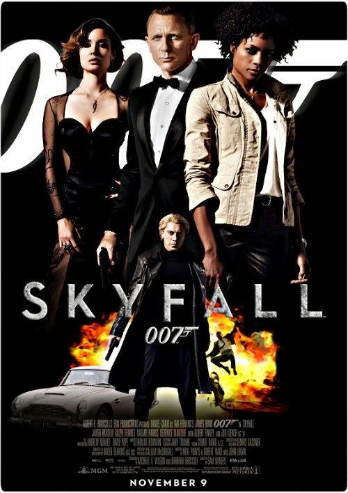 007 SkyFall พลิกรหัสพิฆาตพยัคฆ์ร้าย [HD][พากย์ไทย]
