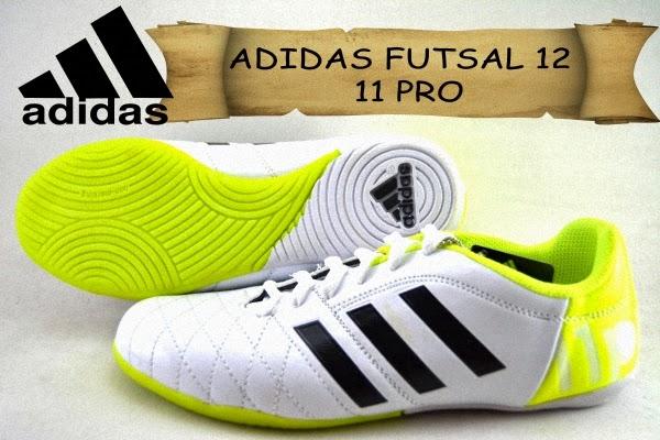 Sepatu Futsal  Sepatu Futsal Adidas 11 Pro 12