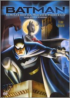 Download - Batman - O Mistério Da Mulher Morcego - DVDRip - AVI - Dublado