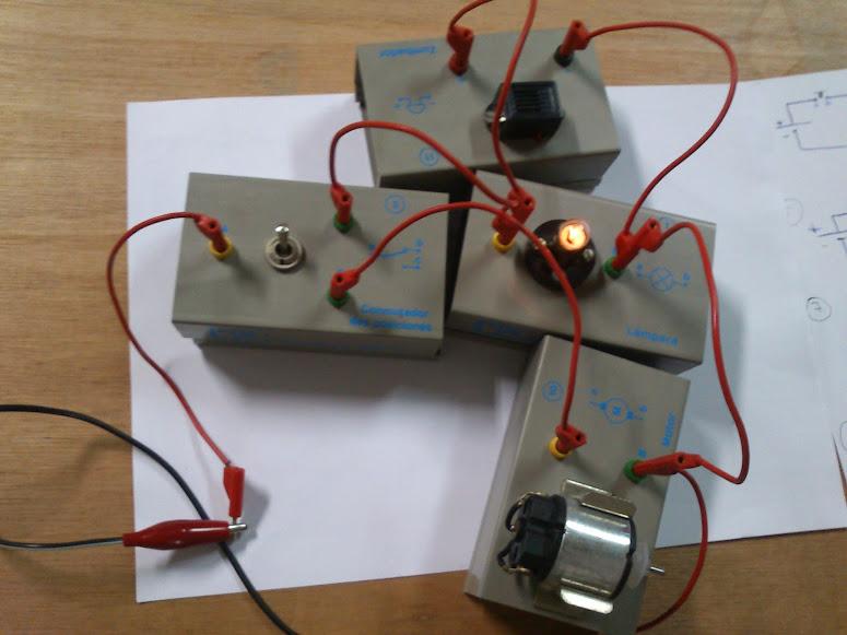 Tecnology for Bombilla led se enciende y se apaga