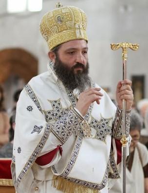У спомен на почившег Епископа јегарског Јеронима