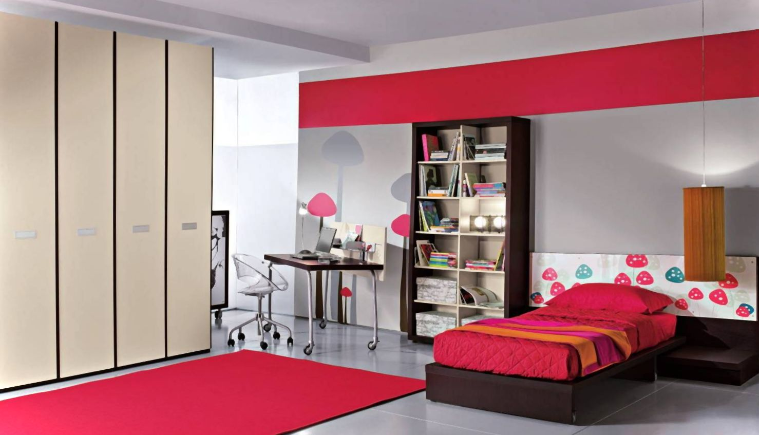 Girls Bedroom Sets: Combining The Cute Aspects