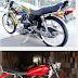 Gambar foto modifikasi motor yamaha rx king cobra ceper simpel keren terbaru 2014