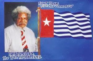 Head Of Papua Presedium Council