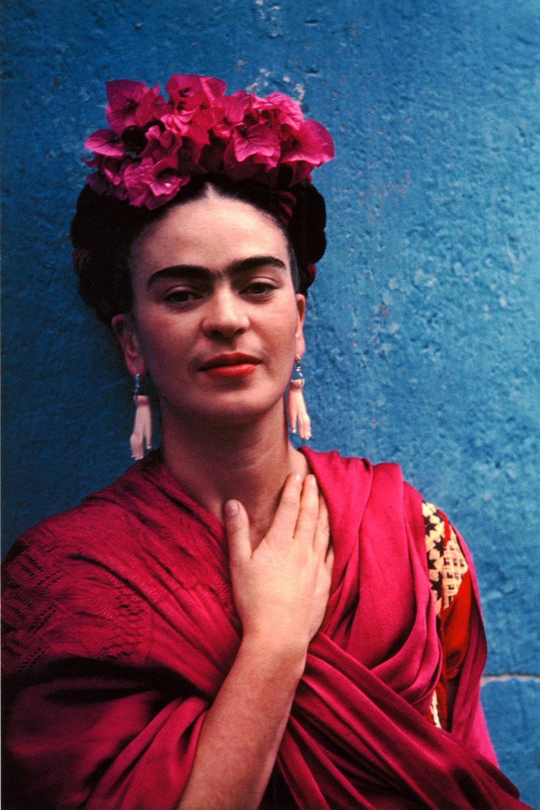 Escoffiando O Segredo De Frida Kahlo