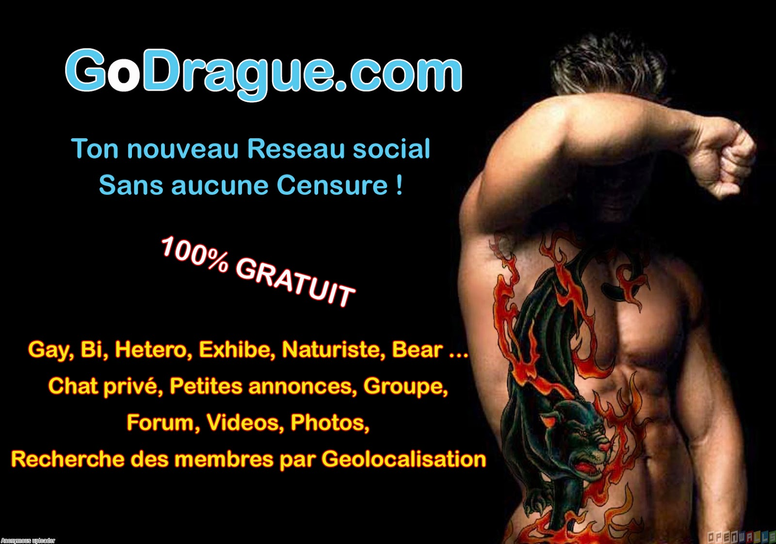 rencontre gay bi exhib france