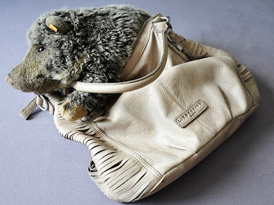 What's in your Bag? A boar?!