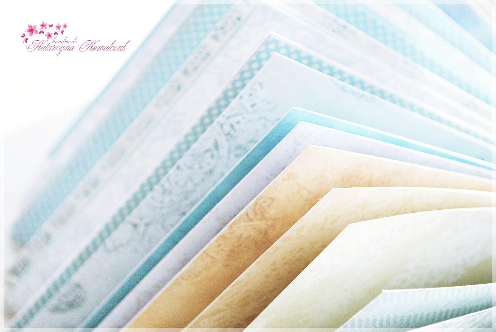 album pamiątka chrztu świętego scrapbooking