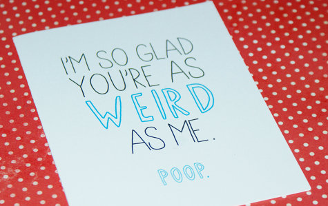 Quirky Cool Valentines Day Cards for Everyone Awesome in Your – Cool Valentine Card