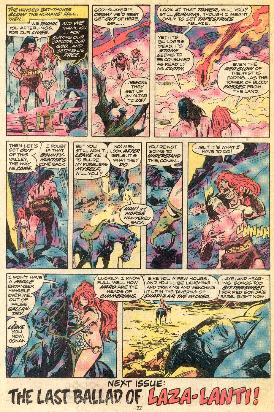 Conan the Barbarian (1970) Issue #44 #56 - English 19