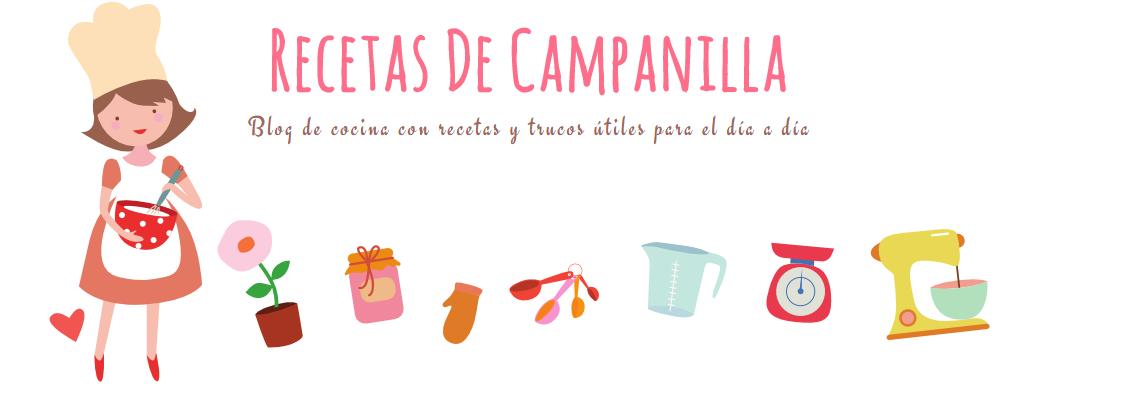 Recetas de Campanilla