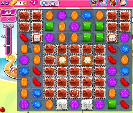 Candy Crush Saga 786