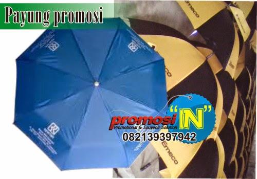 Payung, Payung Promosi, Payung Sablon, Payung Promosi Perusahaan