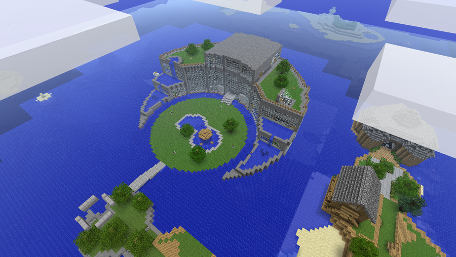 Hôtel Minecraft