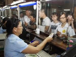 Đường Sắt Việt Nam giảm giá vé cho học sinh sinh viên nhập học 2014
