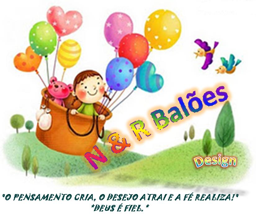NR Balões Decoração para Festas e Eventos