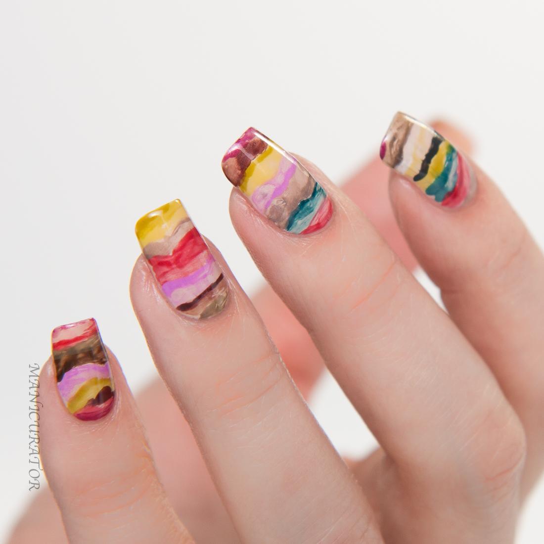 Nail-Art-Fashion-Week-Paul-Andrew