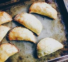 Receta de cocina: masa de empanadillas casera paso a paso