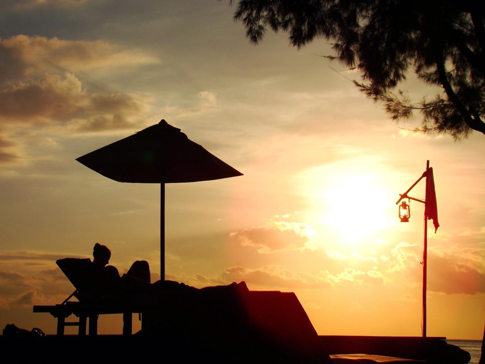Gili Sunset lombok