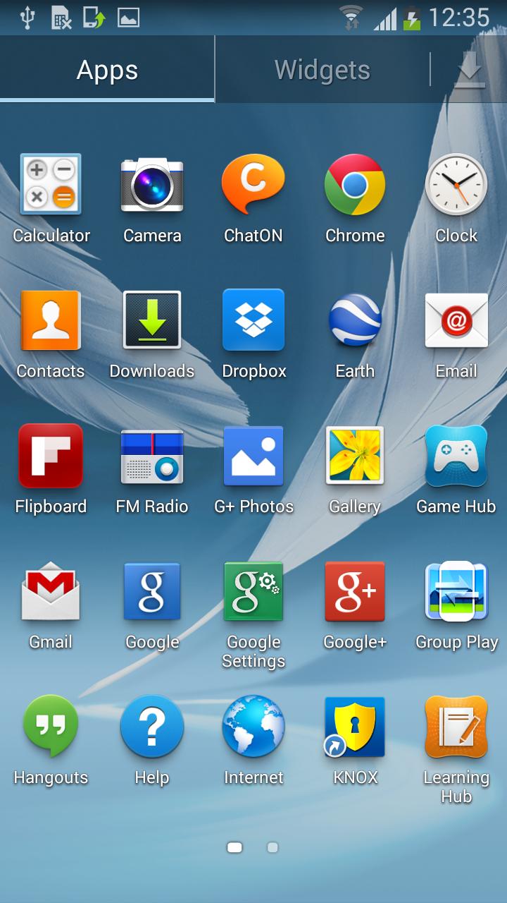Официальная Прошивка Samsung Galaxy Tab 2