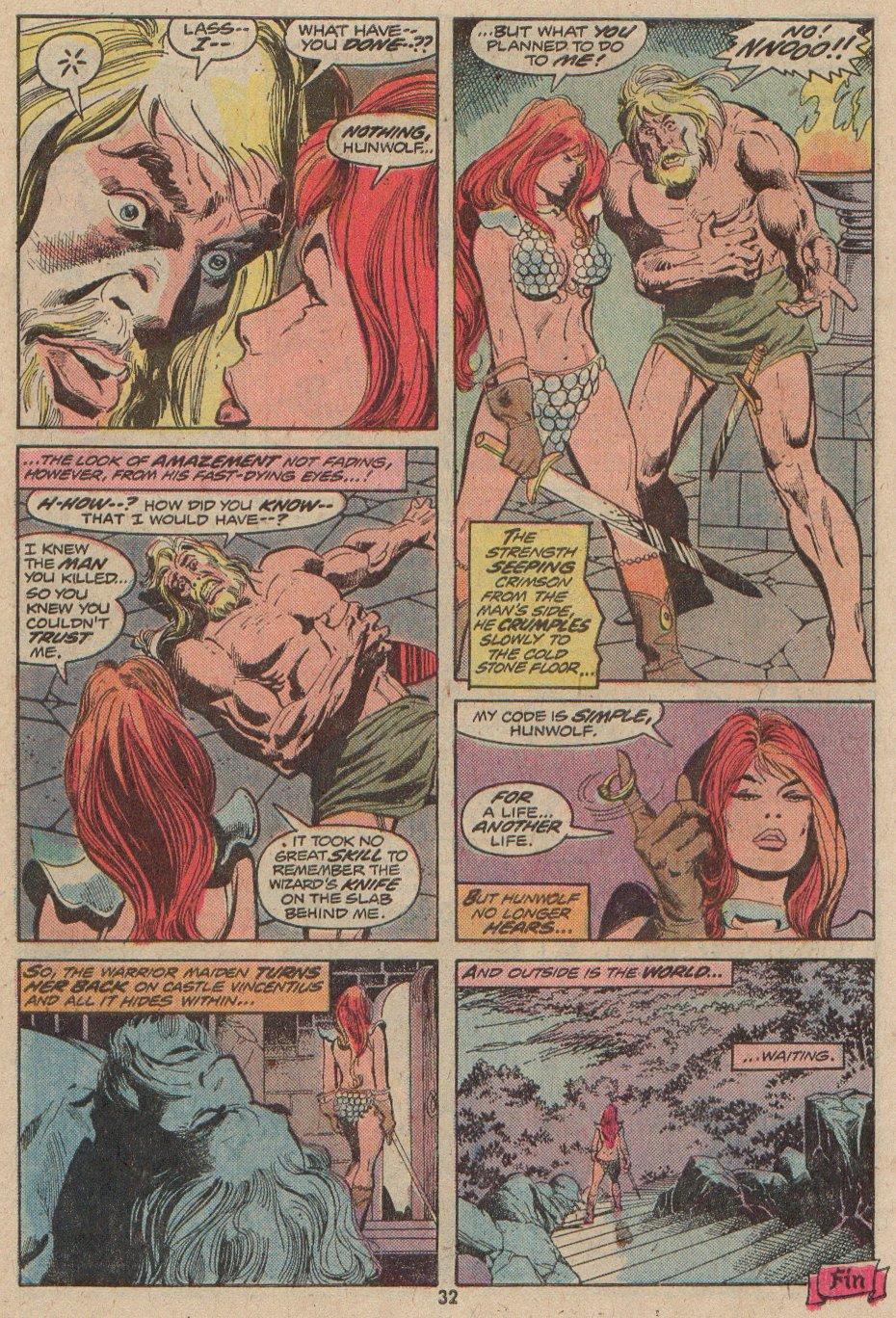 Conan the Barbarian (1970) Issue #48 #60 - English 21