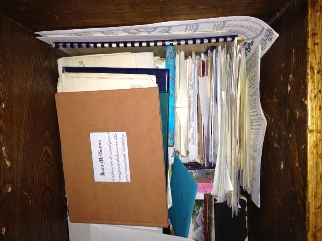 Preserving Paper Treasures: Step 2 Sorting & Organizing