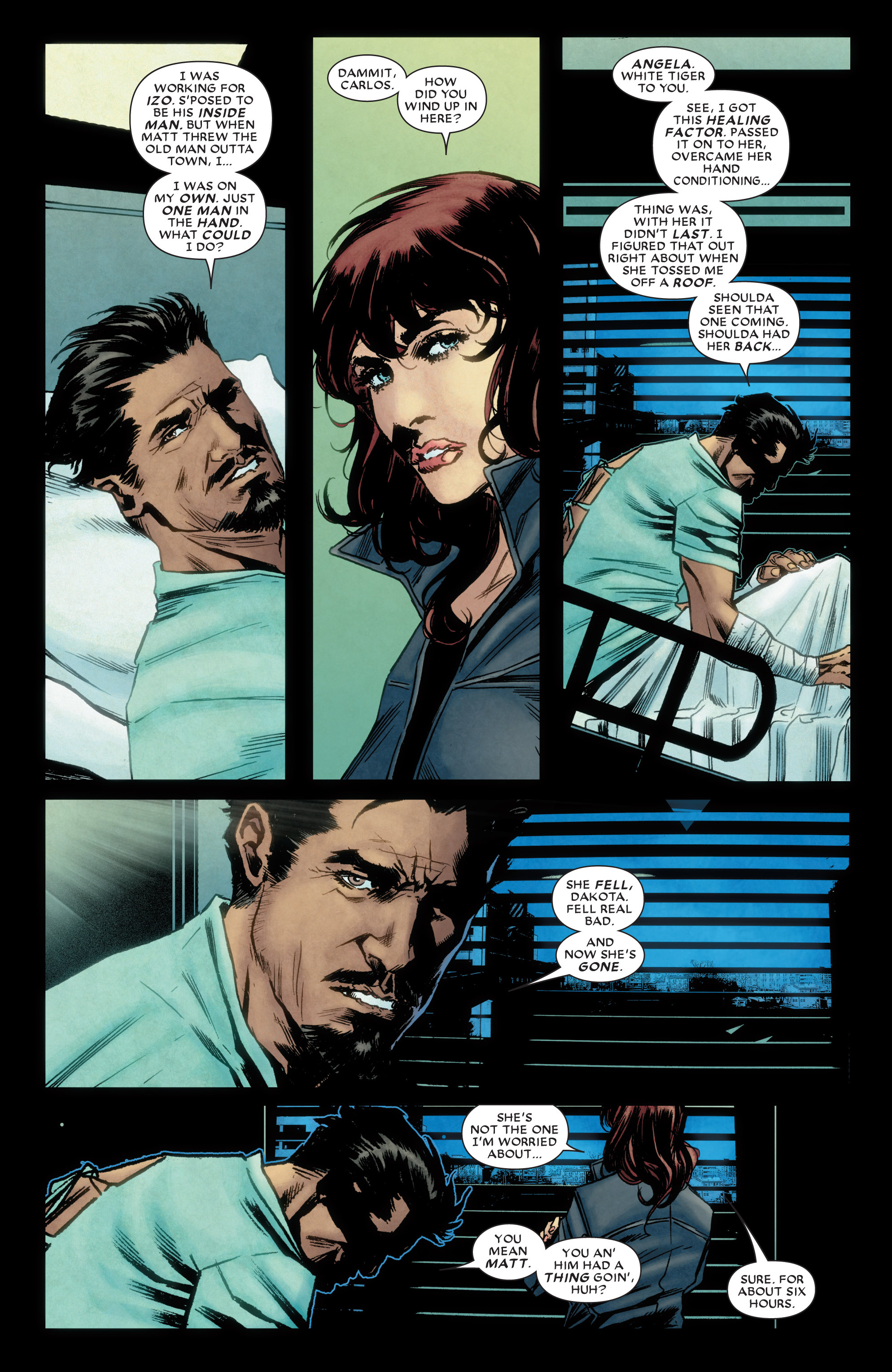Read online Daredevil (1998) comic -  Issue #512 - 21